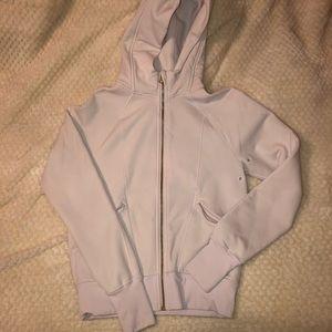 Light pink Lululemon jacket